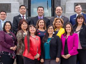 Teleconferencia con legisladores latinos | Teleconference with Latino legislators