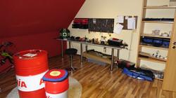Werkstatt Arbeitsbereich