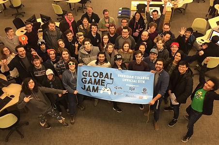 Global Game Jam 2019 participants