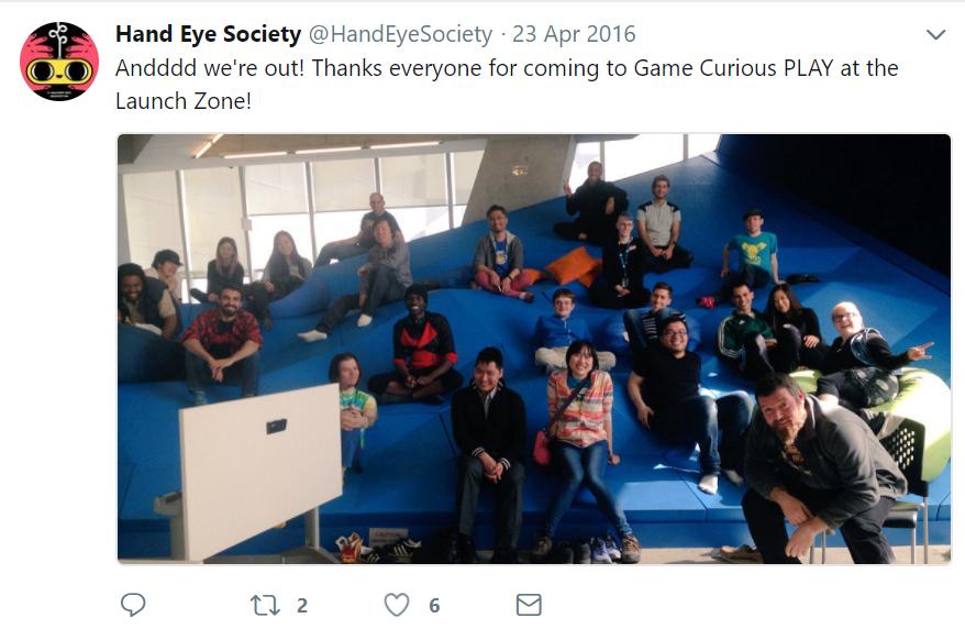 Game Curios HES 2016