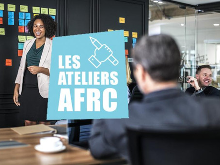 ViiTAMiNE speaker à l'Atelier AFRC Réglementaire le 25 février 2020