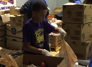 Memphis Kings in the Community