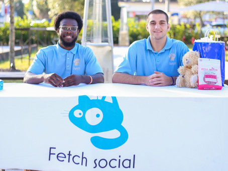 Fetch Social - Connecting the dog community.