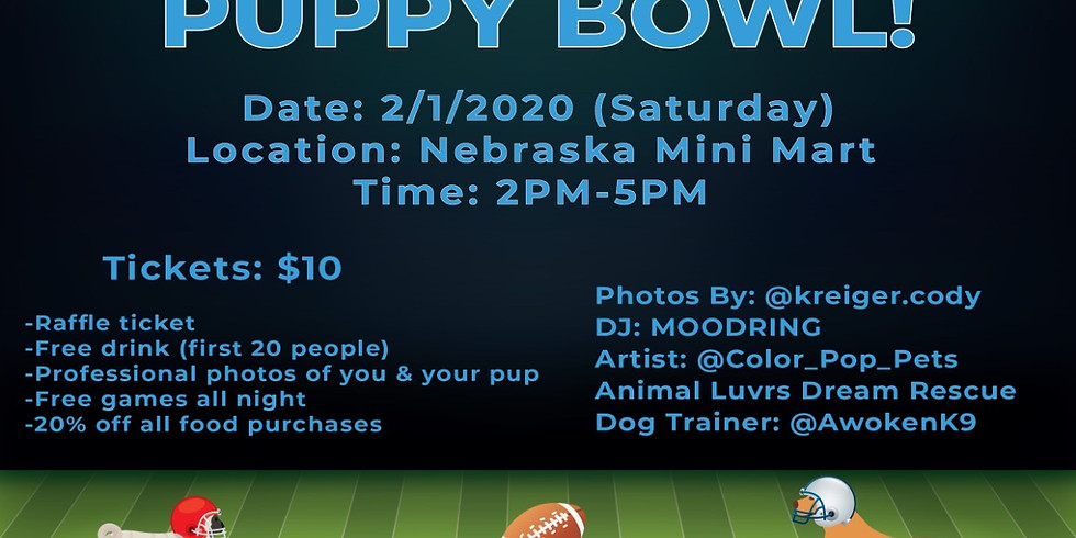Puppy Bowl! by Fetch Social
