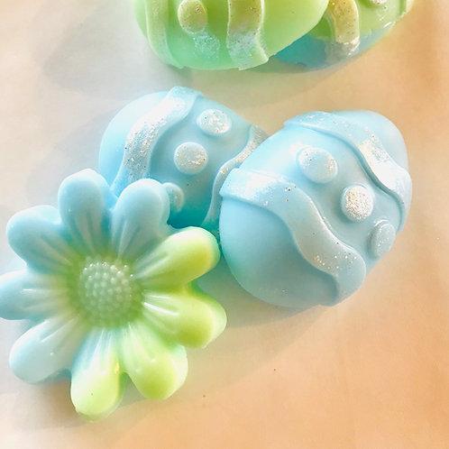 SPRING GLYCERIN SOAP