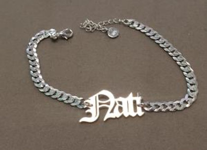 Old English anklet