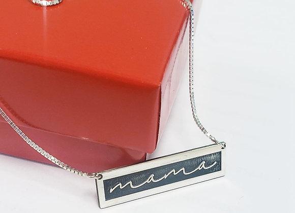 Bar Pop Necklace