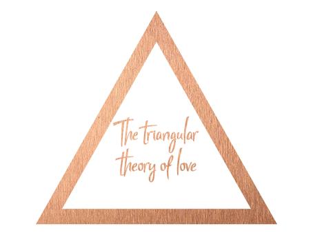The Triangular Theory of Love
