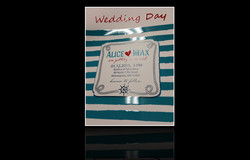 Wedding Invitation with Vivid UV