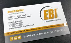 Business Card with Vivid UV (Scodix)