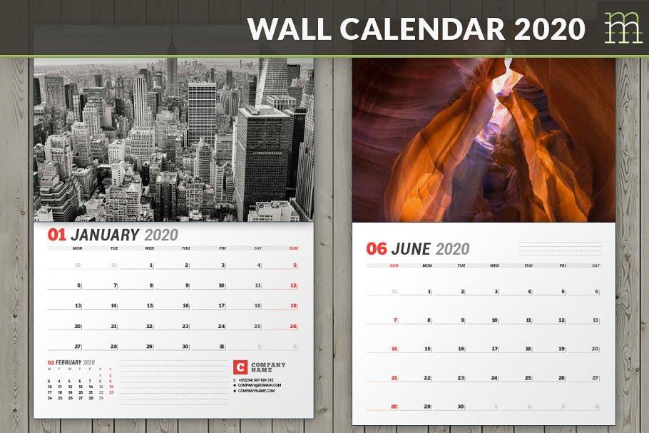 Customizable Business Calendar