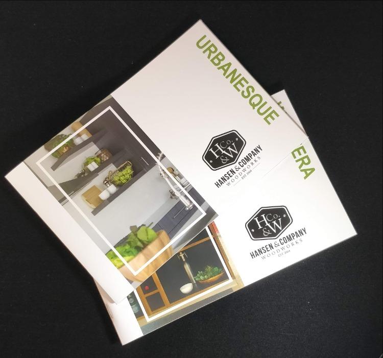 Hansen & Company Woodworks Catalog