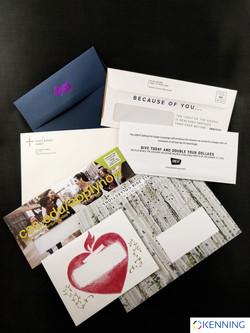 Envelope Converting Examples