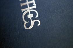 Foil Stamped Logo