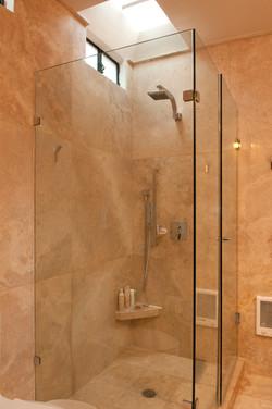 Casa Alegria bedroom master bath shower