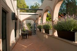 Casa Alegria exterior hallway 2d floor 2