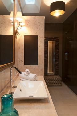 Casa Alegria bedroom master bath closet.