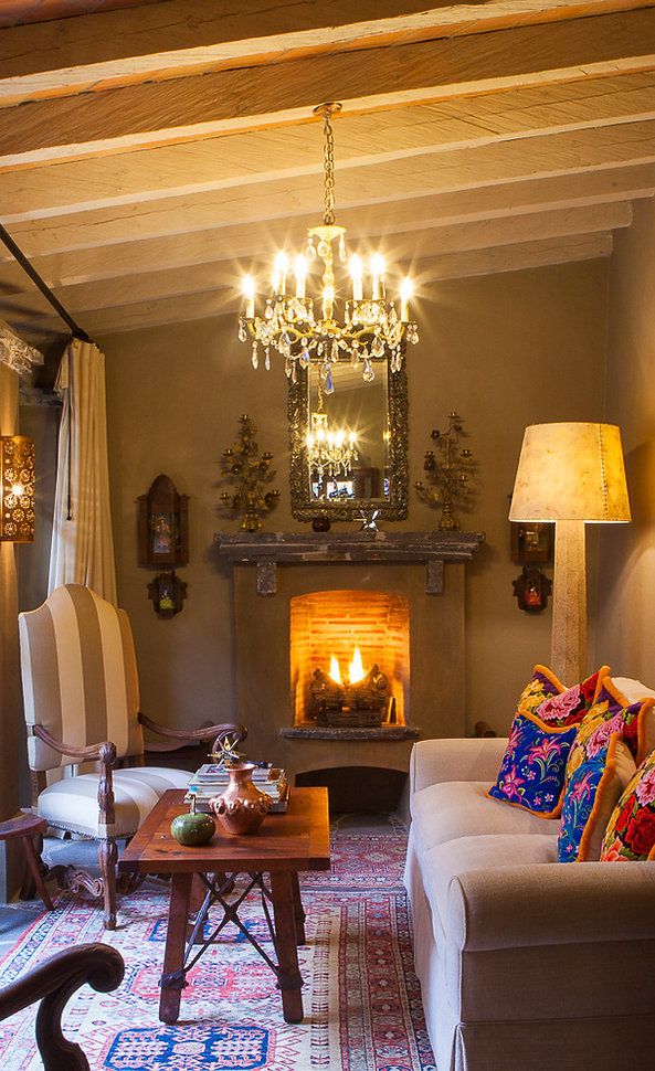 Villa Clara Bella 3 bedroom luxury home in San Miguel de Allende