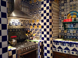 Casa Cho Co Latte kitchen
