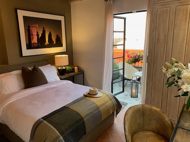 Casa Garita Buena Vista queen bedroom