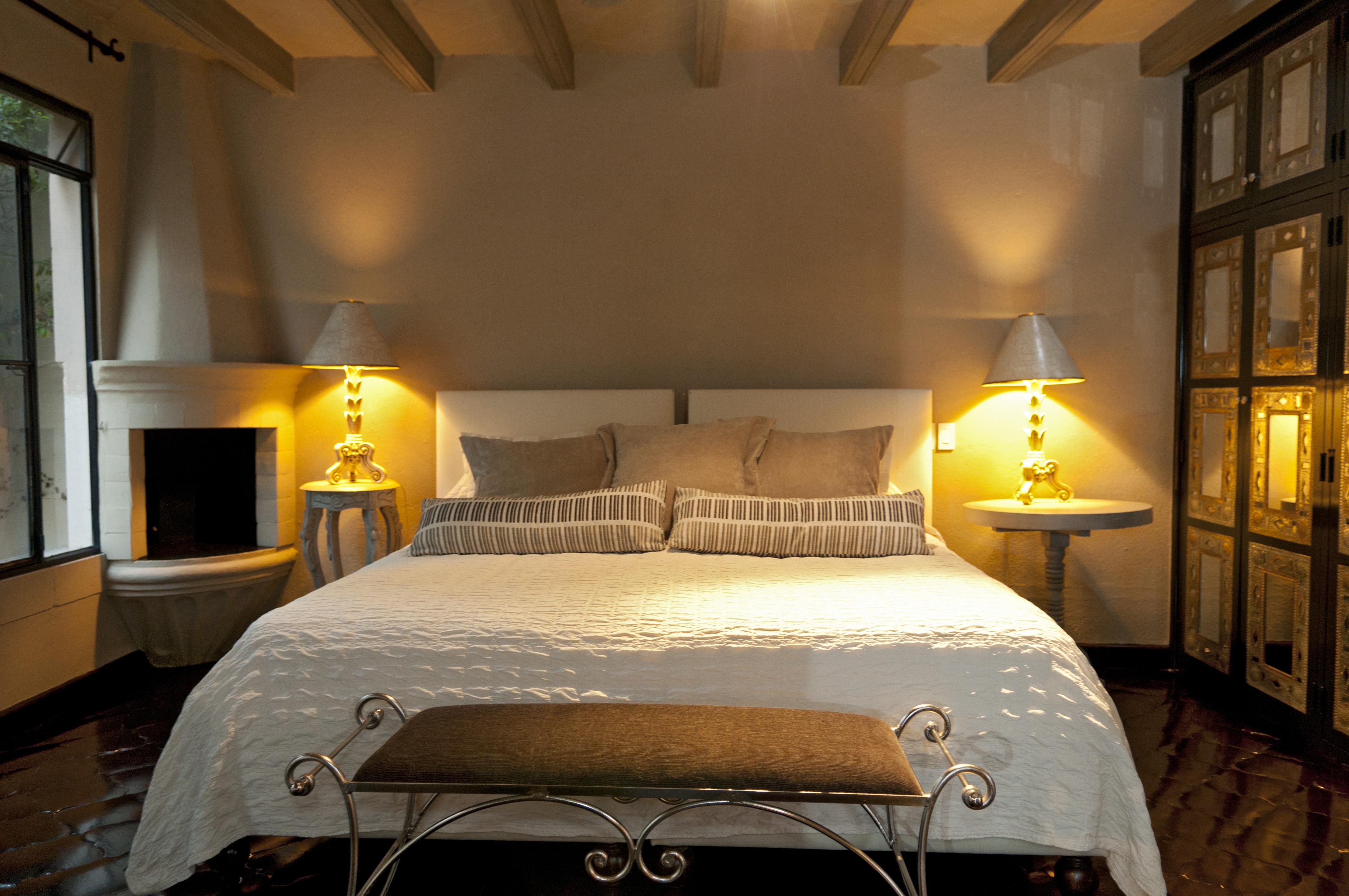 Casa Alegria bedroom 2 2nd floor king