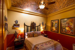 Casa Tres Angeles casita bed 1 queen