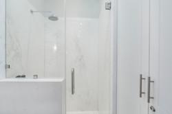 Casa Garita 17B master bath shower