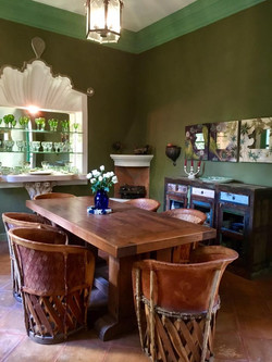A22 dining room 2017