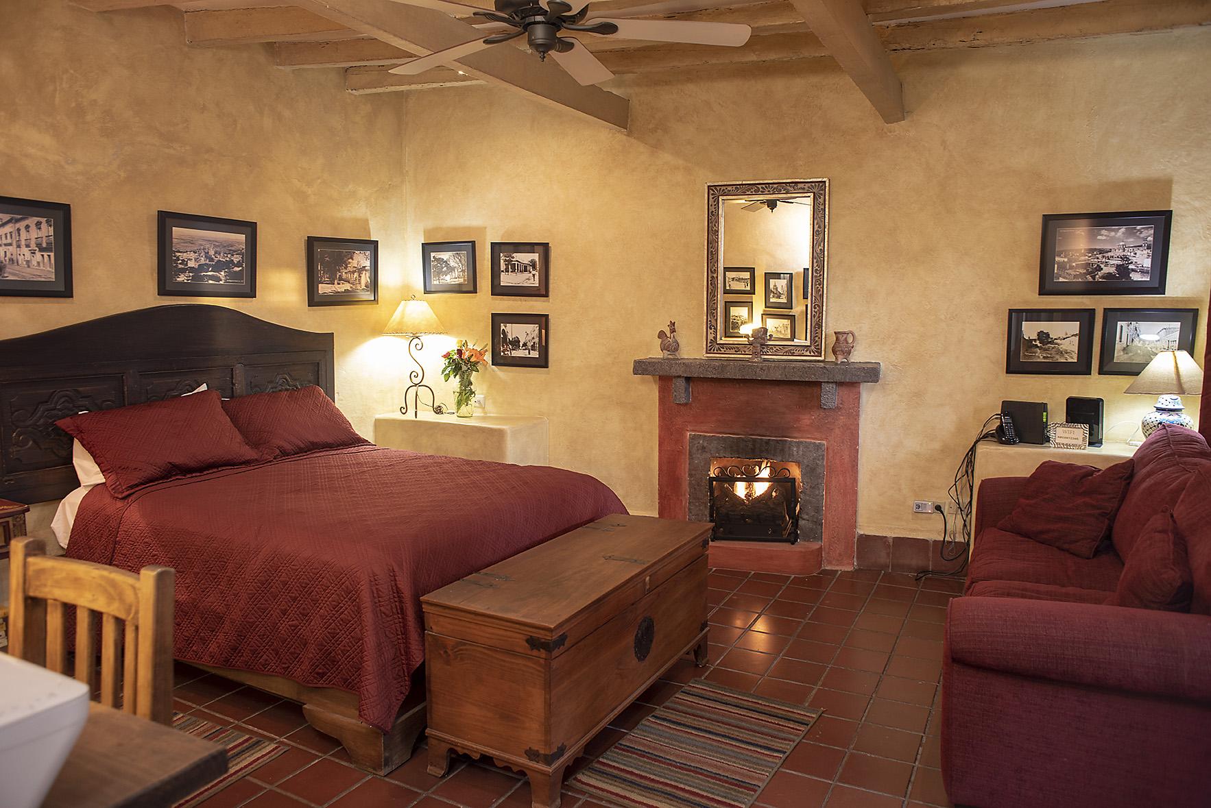 guest room 2nd floor