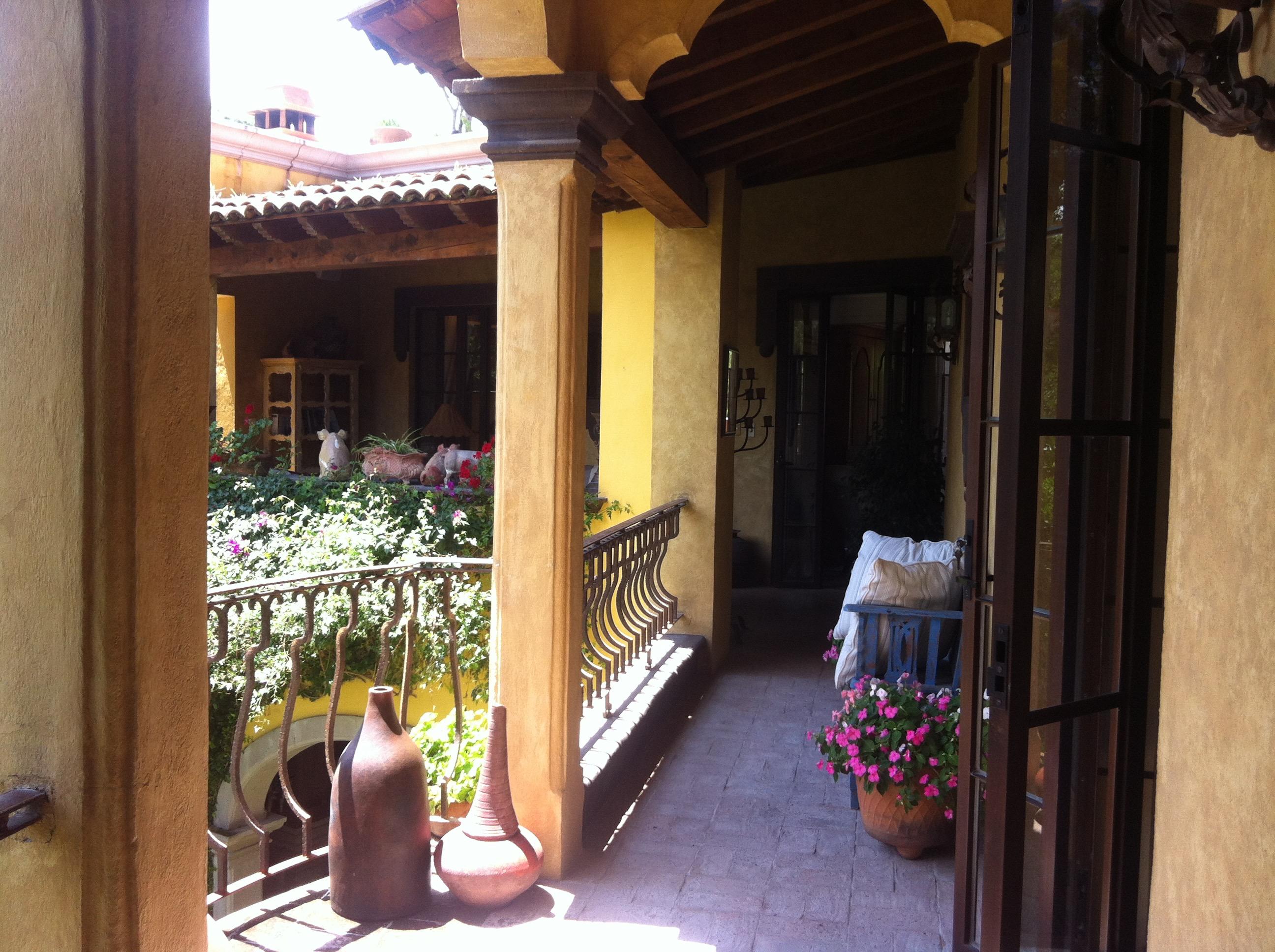 villaclarabella_22 veranda 2nd floor
