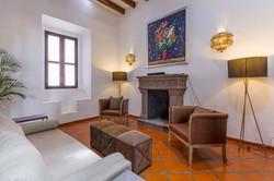 Photo Casa Sollano living room