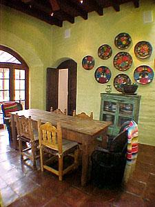 villaelcerrito_18 breakfast room