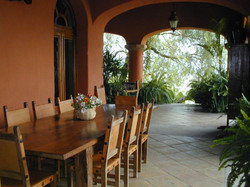4-dining outdoor patio