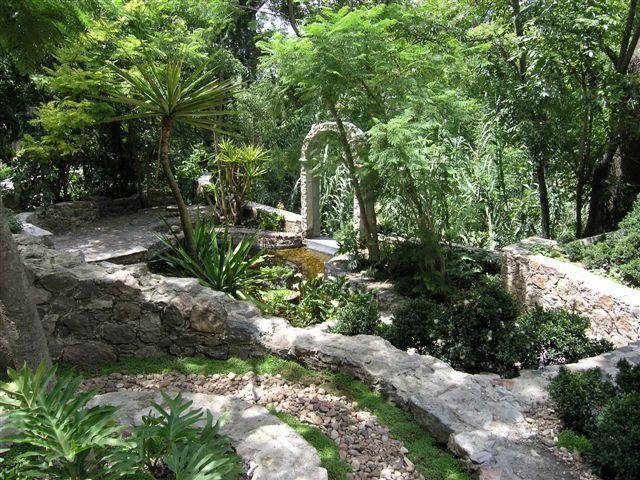 villaelcerrito_09 garden