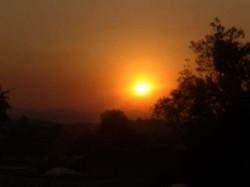 Casa Joanna  sunset