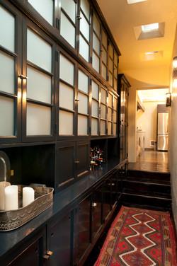 Casa Alegria hallway to the kitchen