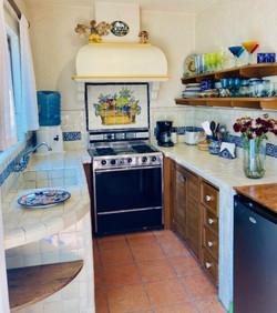 Casa Joanna kitchen