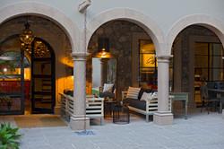 Casa Alegria outdoor sala main level
