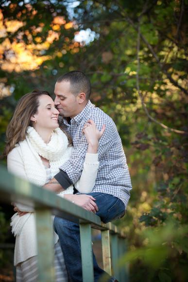 Engagement Portraits by Heidi Hanson