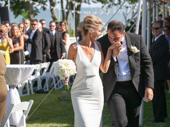 Shoreline Wedding Branford