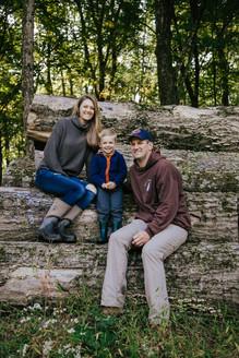 Sabia Tree Farm Family Portrait