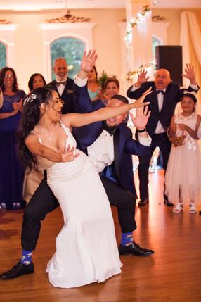 Testas Wedding