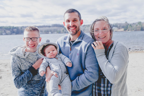 Family Session Photography in CT