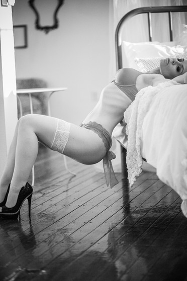 Boudoir Photography in Fairfield County