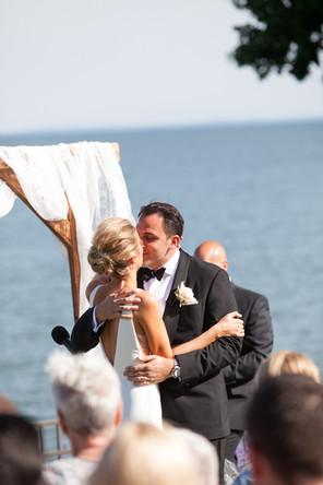 Shoreline Wedding Branford CT