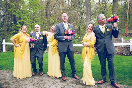 Delaney House Wedding