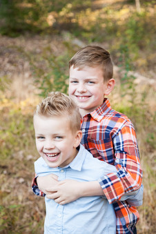 Fall Family Sessions with Heidi Hanson