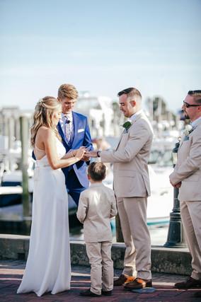 Saybrook Point Inn and Spa Wedding by Heidi Hanson