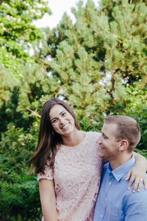 Harkness Engagement Session