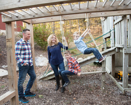 Fall Familly Session by Heidi Hanson